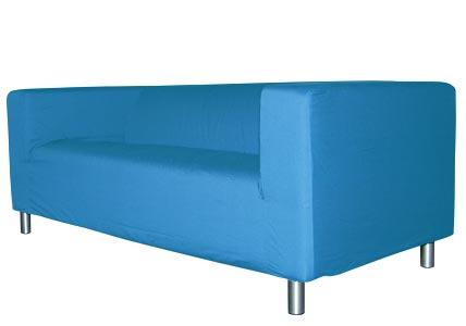 Aktion Blaues Sofa